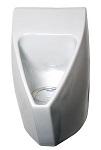 LAVA F7000 Ceramic Waterless Urinal with Falcon Velocity