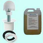 Aquafree Waterless Urinal Start-Up Kits