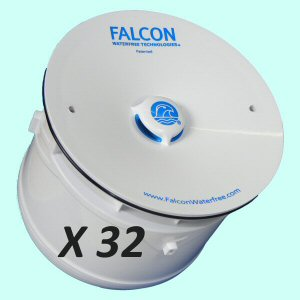 Falcon Velocity Replacement Cartridges for Aridian -  Case of 32 (S628367)