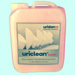 Uriclean Waterless Urinal Cleaner - 5 litre container